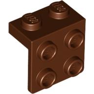 ElementNo 6117976-6075212 - Red-Brown