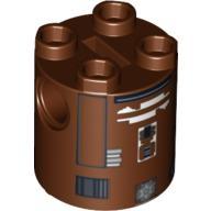 ElementNo 4590278 - Red-Brown