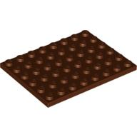 ElementNo 4223729 - Red-Brown