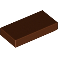 ElementNo 4211151 - Red-Brown