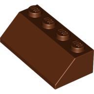 ElementNo 4211205 - Red-Brown