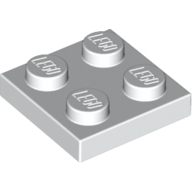 ElementNo 302201 - White
