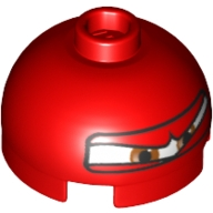 ElementNo 4654316 - Br-Red - Set 9478-Francesco Bernoulli