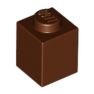 ElementNo 4211242 - Red-Brown