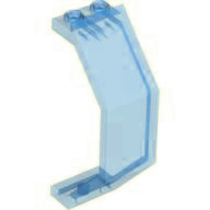 Cam Paneli 3x4x4 - Şeffaf-Mavi
