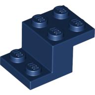 Z-Form Köşebent Plaka 2x3x1 - Koyu-Mavi