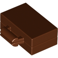 ElementNo 4211235 - Red-Brown