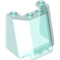 Ön Cam 3x4x3 - Şeffaf-Açık-Mavi