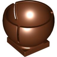 ElementNo 4504277 - Red-Brown