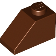 ElementNo 4211199 - Red-Brown