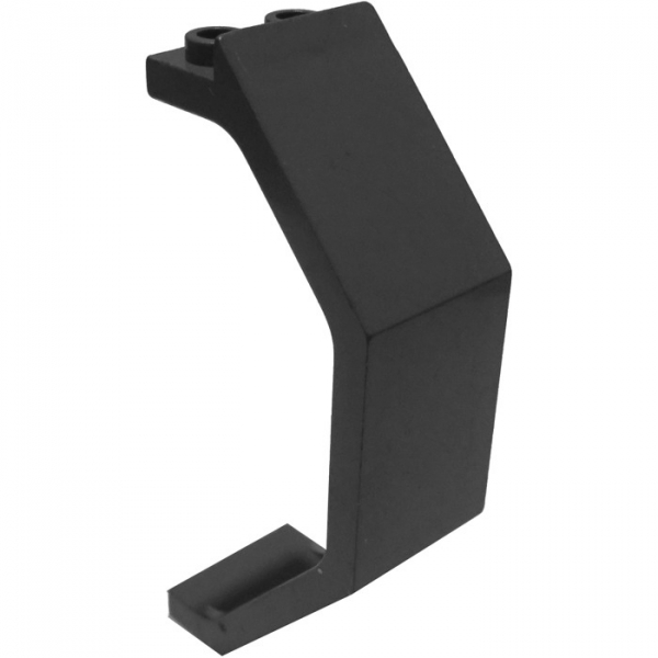 Cam Paneli 3x4x4 - Siyah