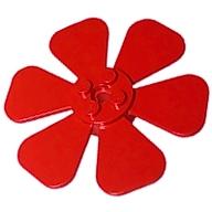 Bitki Çiçek - Pervane Ø61,84 - Kırmızı