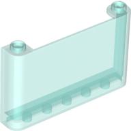 Dikey Ön cam 1x6x3 - Şeffaf-Açık-Mavi
