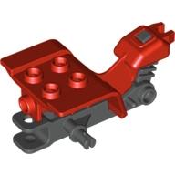 ElementNo 30187-Br-Red - Dk-Grey