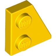 Kama Plaka 2x2 SAĞ Kanat - Sarı