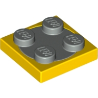 ElementNo 4218350 - Grey / Br-Yel