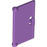 Kapı 1x4x3 60614 dikey kapı kolu - Orta-Lavanta