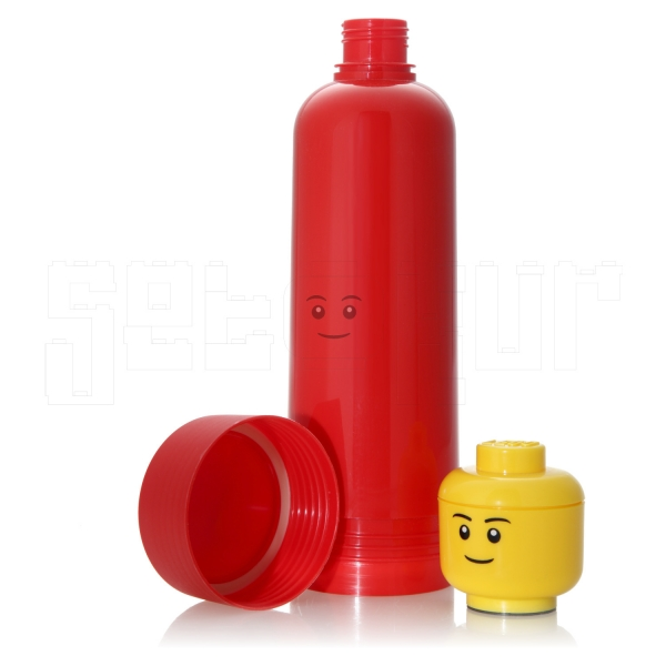 LEGO Su Şişesi - Drinking Bottle - Trink Flasche - Gourde - Cantimplora - Bidon 2