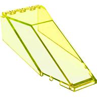 Ön Cam 10x4x2 Menteşeli - Şeffaf-Neon-Yeşil