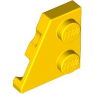 Kama Plaka 2x2 SOL Kanat - Sarı